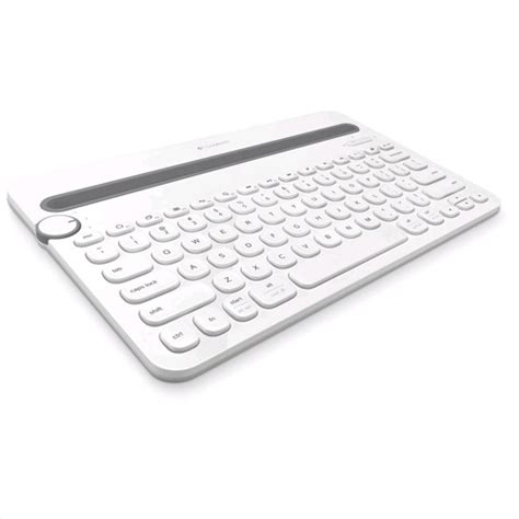 Keyboard Logitech K480 Logitech Bluetooth Multi Device Keyboard K480 White