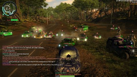 just cause 2 multiplayer mod game modes screenshots from jc2 mp tests image just cause 2