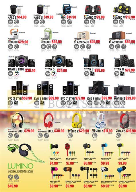 Sale Sonicgear Airphone 300l Bluetooth Headset leapfrog bluetooth speakers headphones earphones