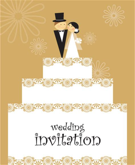 wedding invitation card design vector free download set of wedding invitation cards design vector free vector