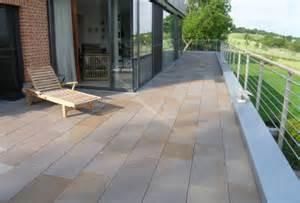 platten terrasse natursteine an denen sie lange freude haben