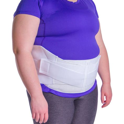 obesity belt stomach holder belly support band abdominal pannus sling scoliosis exercises
