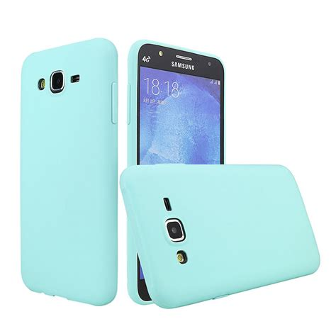 New Nilkin Samsung J7 2015 J700 5 5 Inchi Hardcase Fro P159 phone for samsung galaxy j7 2015 j700 cover solid color tpu skin rubber for