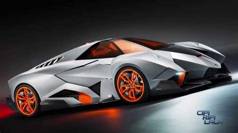 Egoist Lamborghini New Lamborghini Egoista Concept Car Hd