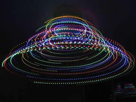 swirling christmas light fans illuminated ceiling fan