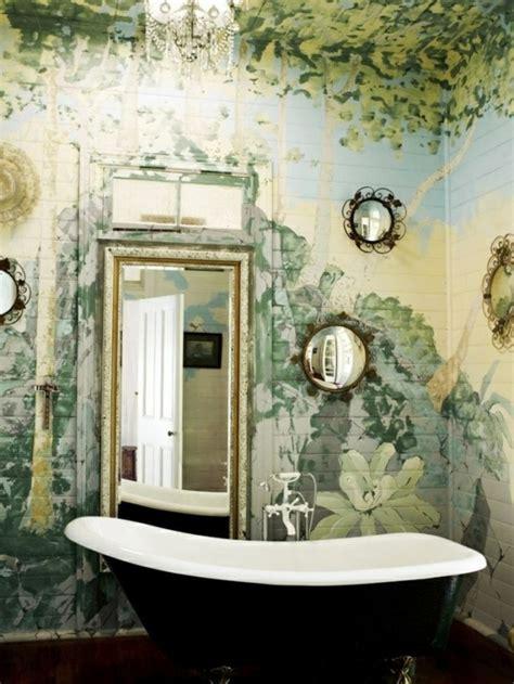moderne retro küche retro badezimmer idee