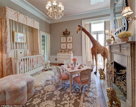 As Kate And William Celebrate Princess Charlotte S Birth Nursery Interior Designer