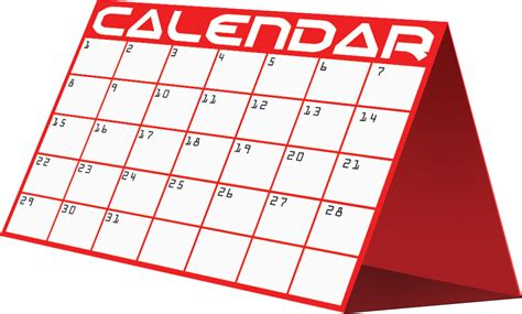calendar clipart monthly calendar clipart 101 clip