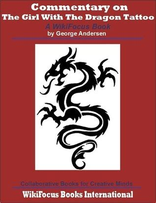 the girl with the dragon tattoo book review the with the a wikifocus book by