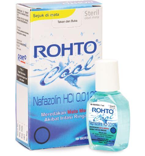 Rohto Obat Mata Cool 10ml harga kegunaan cara memakai rohto cool untuk sakit