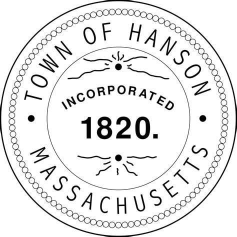 massachusetts section 35 file hanson ma usa town seal svg wikipedia