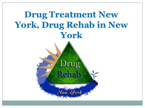 Detox Centers In New York by Treatment New York Rehab In New York