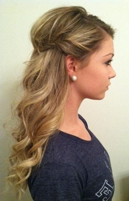 hairstyles for long hair pulled back 15 best ideas of long hairstyles pulled back