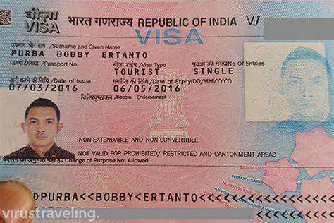 cara membuat visa online india update pengalaman cara membuat visa ke india