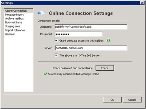 Office 365 Outlook Cannot Logon Verify You Are Connected Pst Capture Tool Error 401 With Office 365 Mm