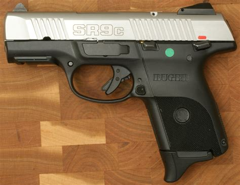 Rug R by Ruger Sr9c Review Part 3 External Features