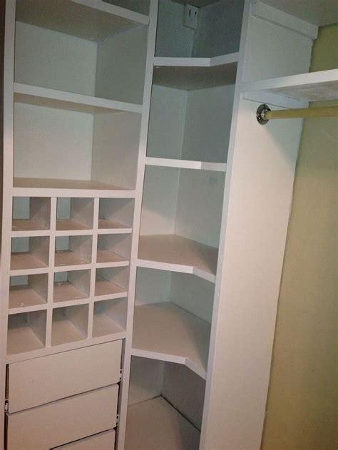 bedroom closet shelving best 25 closet storage systems ideas on pinterest