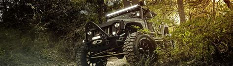 Jeep Offroad Parts Jeep Parts Accessories Custom Road Performance