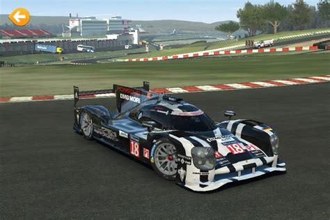 porsche 919 hybrid real racing image porsche 919 hybrid 2015 jpg real racing 3 wiki