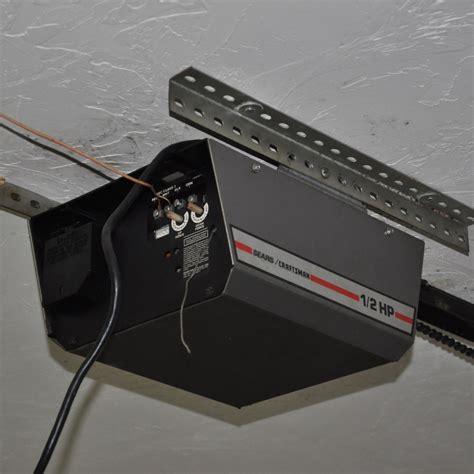 Overhead Door Operators Garage Door Opener Fork Robotics