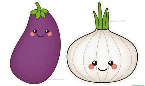 Imagenes Animadas De Frutas Y Verduras | dibujos de frutas y verduras web del maestro