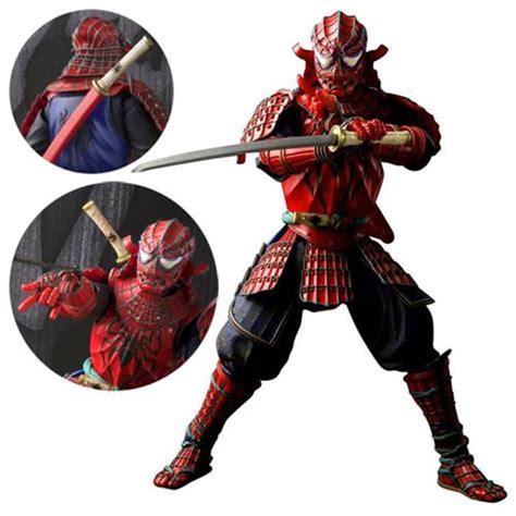 Bandai Meisho Realization Samurai Spider samurai spider meisho realization figure bandai tamashii nations spider