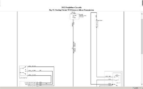 2012 Freightliner Cascadia Bt6692 Has Starting Issue