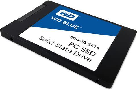 Ssd Wd Blue 500gb Sata3 2 5 wd blue ssd 2 5 quot tlc 500gb specificaties tweakers