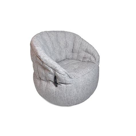 grey bean bag chair butterfly bean bag chair gold class grey