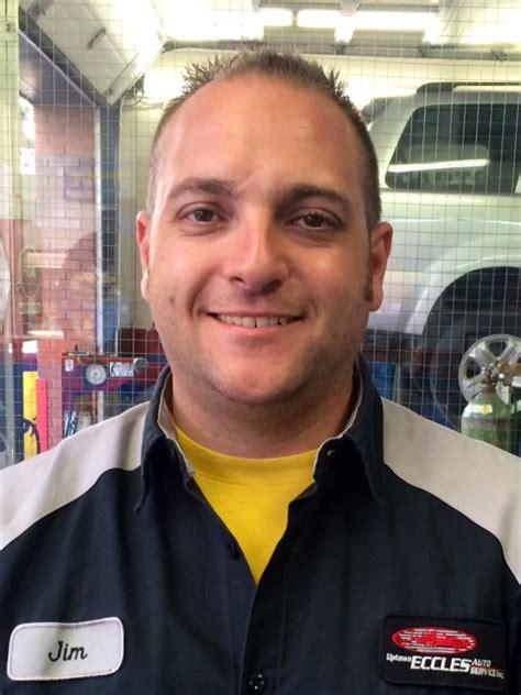 Jim Chevrolet Lawton Our Team Eccles Auto Service
