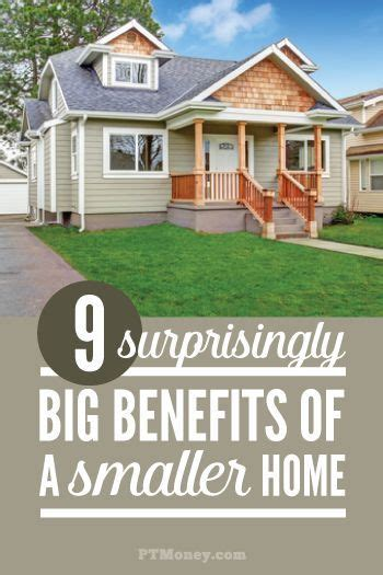 benefits of downsizing 9 big benefits of a smaller home money small homes and home