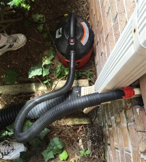 Selang Pembuangan Air Drain Ac Outdoor how to clean out your air conditioner s condensate line