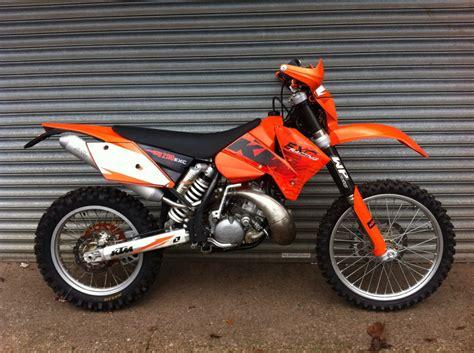 Ktm 2oo 2007 Ktm 200 Exc Moto Zombdrive
