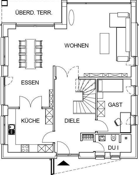 Wohnung Ideen Einrichtung 3195 by Die Besten 25 Grundriss Stadtvilla Ideen Auf