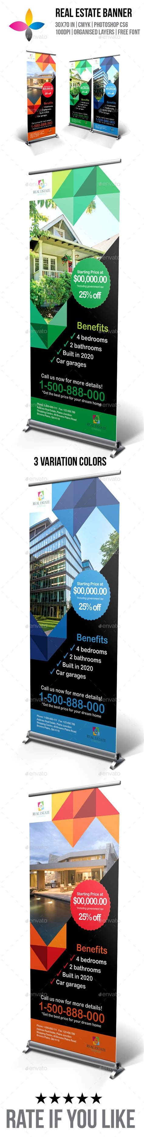 11 Best Images About Roll Up Banners On Pinterest Pull Up Maastricht And Overlays Real Estate Banners Template