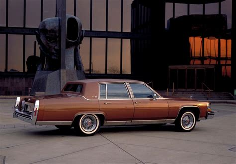86 Cadillac Fleetwood Brougham by Cadillac Fleetwood Brougham 1980 86 Wallpapers