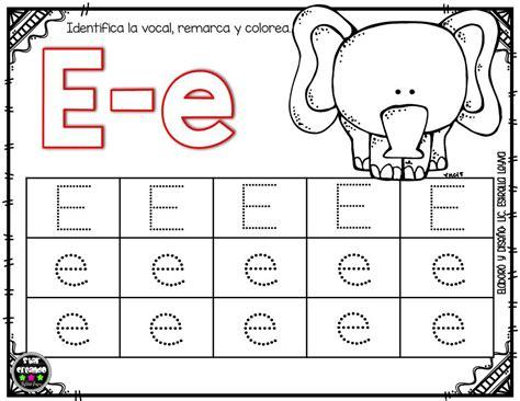 imagenes educativas las vocales fichas vocales 4 imagenes educativas