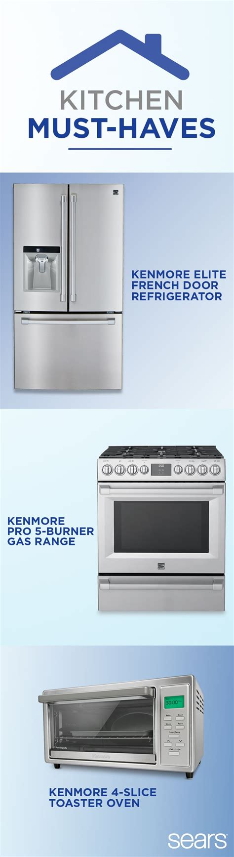 kenmore elite kitchen appliances 1000 ideas about modern toaster ovens on pinterest