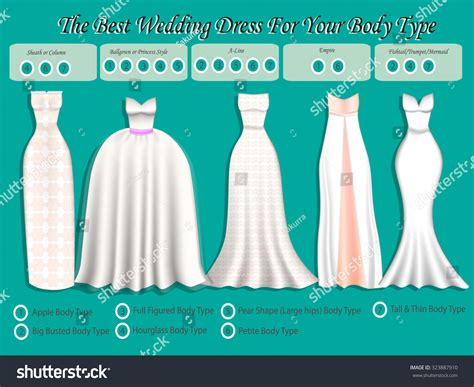 Wedding Dresses For Type by Best Wedding Dress Types Ideas On Wedding Dress