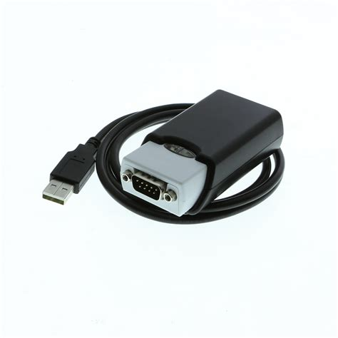 usb industrial usb to industrial 5volt rs232 serial adapter ftdi coolgear