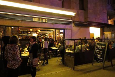 Bar Belleville les triplettes bars 224 belleville