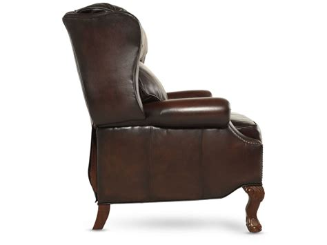 Bernhardt Leather Recliner by Bernhardt Briggs Leather Recliner Mathis Brothers Furniture