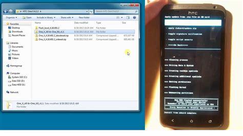 tutorial flash htc one x tutorial htc one x stock rom update 4 1 1 to 4 2 2 via