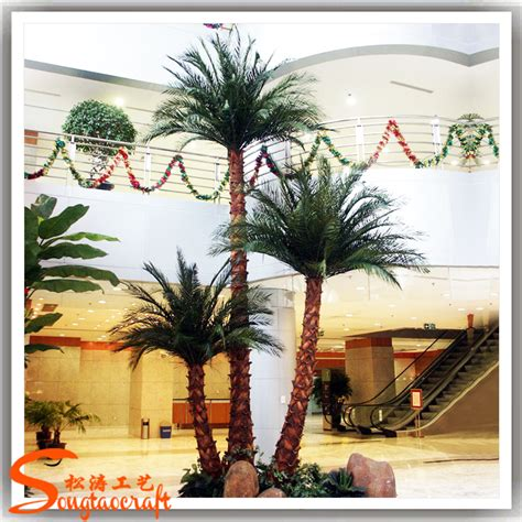 Decorative Palm Trees by All Kinds Of Palm Trees Plastic Artificial Decorative