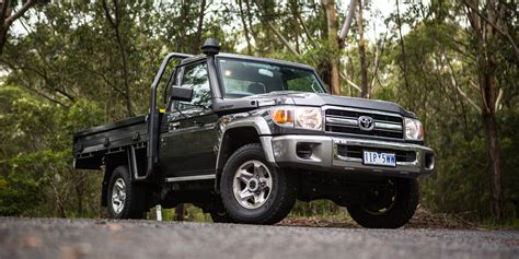 Toyota Landcruiser Cab 2017 Toyota Landcruiser 70 Series Single Cab Ute Review