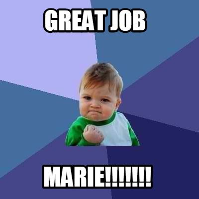 Marie Meme - meme creator great job marie meme generator at