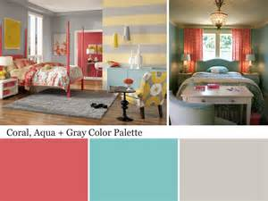 Coral Color Home Decor by Coral Color Palette