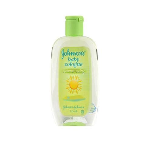 Johnson S Baby Mildness 125ml Johnson S Baby Cologne Summer Swing 125ml From Buy Asian