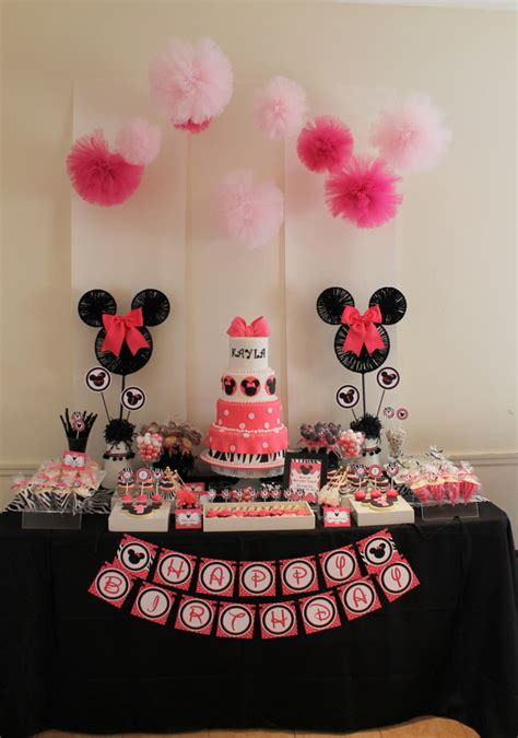 minnie mouse theme decorations 7 things you must at your next minnie mouse