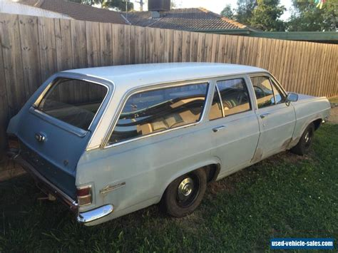 holden hd for sale hd holden station wagon 1965 for sale in australia